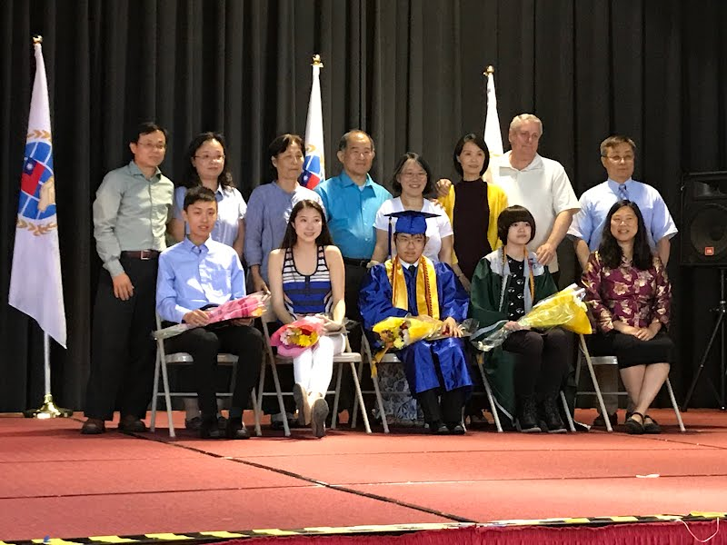 Our graduates and their parents